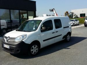 Commercial car Renault Kangoo Double cab van R-LINK Occasion