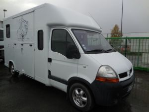 Commercial car Renault Horse van body Occasion
