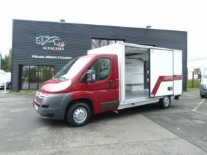 Commercial car Citroen Jumper Insulated box body 2.2l HDI 110 CV Plancher Cabine Isotherme Occasion