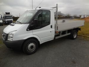 Commercial car Ford Transit Platform body TDCI 100 Occasion