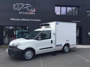 Commercial car Fiat Doblo Refrigerated body Plancher Cabine Frigorifique 105 CV Occasion