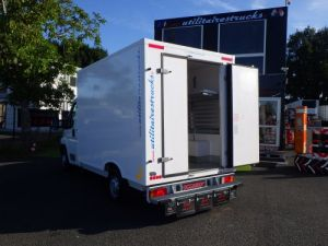 Commercial car Fiat Ducato Refrigerated body Occasion