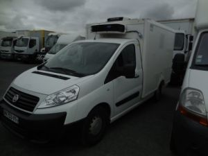 Commercial car Fiat Scudo Refrigerated body Occasion