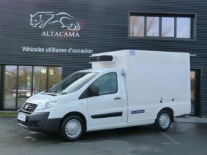 Commercial car Fiat Scudo Refrigerated body FRIGORIFIQUE CLASSE C ETAGERES Occasion
