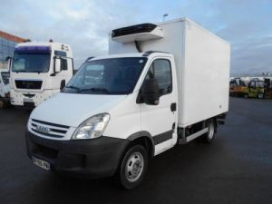 Commercial car Iveco Daily Refrigerated body Occasion
