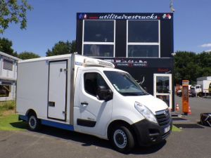 Commercial car Opel Movano Refrigerated body Occasion