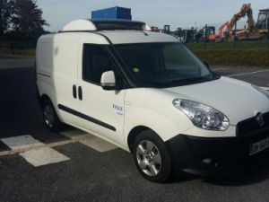 Commercial car Fiat Doblo Refrigerated van body PACK PROFESSIONAL Occasion