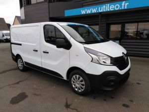 Commercial car Renault Trafic Steel panel van GRAND CONFORT Neuf