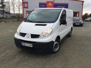 Commercial car Renault Trafic Steel panel van L1H1 Occasion
