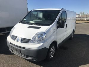 Commercial car Renault Trafic Steel panel van L1H1 DCI 115CV GRAND CONFORT  Occasion