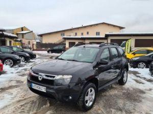 Dacia Duster 4x4 1.5 dci 110 laureate 09/2013 ATTELAGE CLIM JANTES ALU Occasion