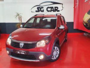 Dacia Sandero STEPWAY 1l6 MPI 90 Ch Occasion