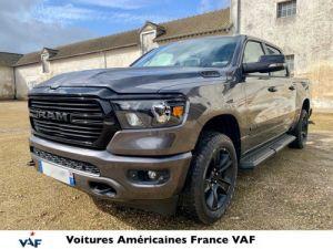 Dodge Ram 2021 Night Edition Hybride 48v Robuste PACK TOUT TERRAIN - PAS D'ÉCOTAXE/ PAS TVS/TVA RECUP EN STOCK Neuf