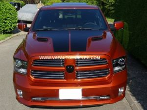 Dodge Ram COOPER HEAD EDITION LIMITEE  GPL Prins 1er main  CRIT'AIR 1 Vendu