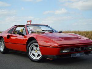 Ferrari 328 328 GTS ROSSO CORSA 40000KMS CARNET FACTURES DISTRIBUTION NEUVE Vendu
