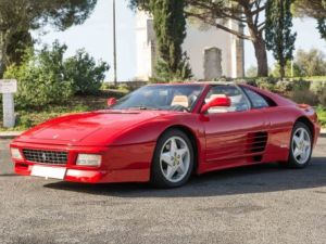 Ferrari 348 GTS Vendu