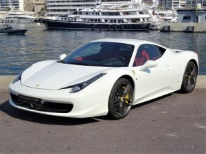 Ferrari 458 FERRARI 458 ITALIA F1 570 CV - MONACO