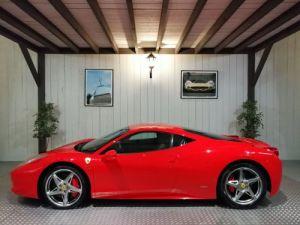 Ferrari 458 Italia 4.5 V8 570 CV BVA Vendu
