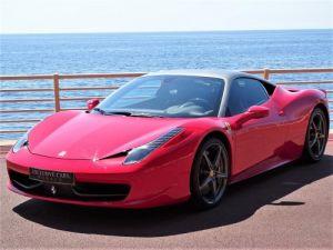 Ferrari 458 ITALIA F1 DCT 570 CV - MONACO Vendu