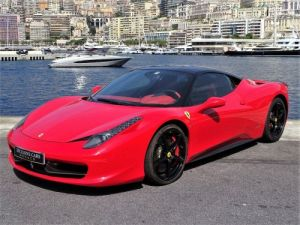 Ferrari 458 Italia FERRARI 458 ITALIA F1 DCT 570 CV - MONACO Occasion