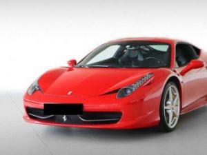 Ferrari 458 Italia Pack Sport Occasion