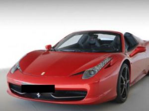 Ferrari 458 Italia Spider Occasion