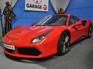Ferrari 488 Spider Ferrari 488 Spider 670 CV PACK CARBONE/ GARANTIE 12 MOIS  Occasion