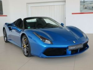 Ferrari 488 Spider V8 3.9 T 670ch#Blue Corsa Occasion
