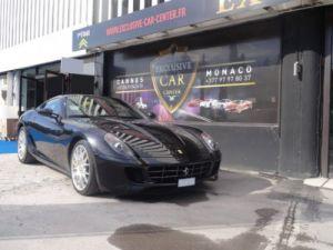 Ferrari 599 GTB V12 6.0 Fiorano F1 - MONACO Vendu