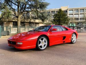 Ferrari F355 Berlinetta Rouge Occasion - 3