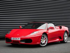 Ferrari F430 Spider Vendu