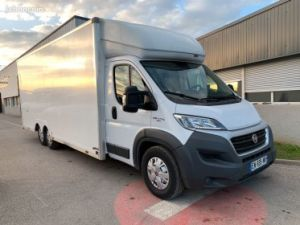 Fiat Ducato 30m3 grand volume 2017 Occasion