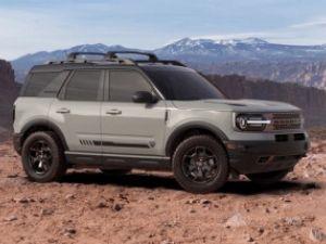 Ford Bronco SPORT 2.7L ECOBOOST V6 8-SP AT Neuf