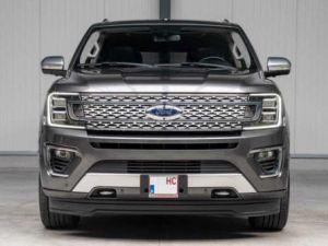 Ford Expedition Max Platinum **Exclusivité** 2019 V6 3.5 Ecoboost 405CV 8pl / FRAIS INCLUS Occasion
