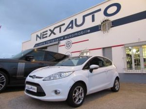 Ford Fiesta 1.25 82CH AMBIENTE 3P Occasion