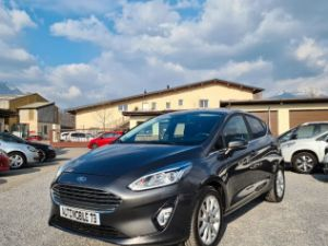 Ford Fiesta ecoboost 100 titanium 03/2018 1°MAIN APPLE CARPLAY AFIL GPS BT Occasion