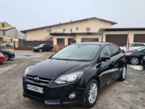 Ford Focus 1.0 scti ecoboost 125 titanium 03/2013 GPS REGULATEUR CLIM AUTO Occasion