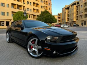 Ford Mustang edition roush shamal limited  Occasion
