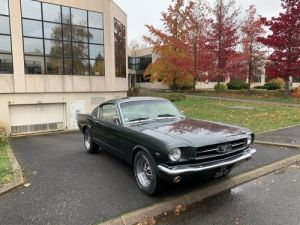 Ford Mustang fastback Occasion