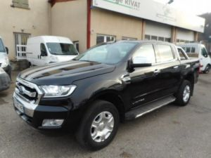 Ford Ranger DOUBLE CABINE LIMITED 160