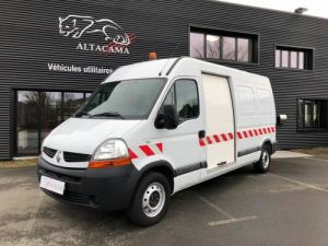 Fourgon Renault Master Caisse Fourgon 2 PORTES LATERALES RIDEAU AR Occasion