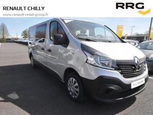 Fourgon Renault Trafic Caisse Fourgon CA L2H1 1200 KG DCI 120 E6 GRAND CONFORT Occasion