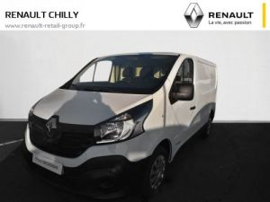 Fourgon Renault Trafic Caisse Fourgon FGN L1H1 1000 KG DCI 120 E6 GRAND CONFORT Occasion