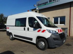Fourgon Citroen Jumper Fourgon Double cabine l2h2 hdi 130 Occasion