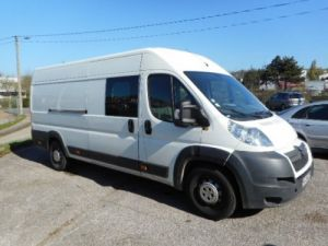 Fourgon Citroen Jumper Fourgon Double cabine l4h2 hdi 120 Occasion