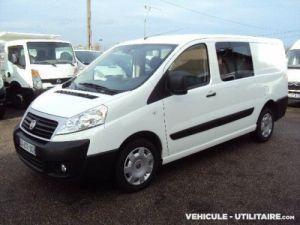Fourgon Fiat Scudo Fourgon Double cabine L2H1 2.0 MTJ 130 Occasion