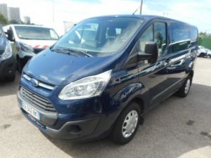 Fourgon Ford Transit Fourgon Double cabine CUSTOM L1H1 TDCI 130 DOUBLE CABINE Occasion