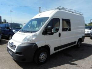 Fourgon Peugeot Boxer Fourgon Double cabine L2H2 HDI 120 Occasion