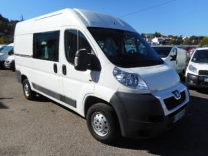 Fourgon Peugeot Boxer Fourgon Double cabine L2H2 HDI 130 Occasion