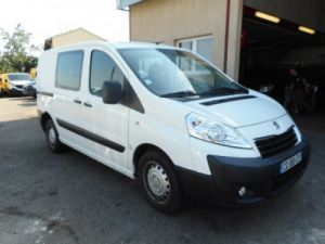 Fourgon Peugeot Expert Fourgon Double cabine L1H1 HDI 125 DOUBLE CABINE Occasion